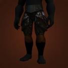 Primal Gladiator's Plate Legguards Model