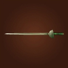 Tainted Pierce, Adamantite Rapier Model