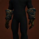 Baleheim Gloves, Gauntlets of the Crimson Guardian, Sea Rusted Gauntlets, Grizzlemaw Gauntlets Model
