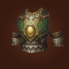Vest of the True Companion, Vicious Dragonscale Chest Model