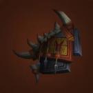 Tyrannical Gladiator's Chain Spaulders Model