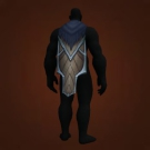 Azurewing Defender's Drape Model