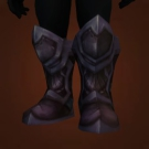 Kal'delar Sabatons, Rooksguard Warboots, Rooksguard Treads, Boots of the Receding Nightmare Model