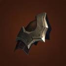 Hateful Gladiator's Leather Spaulders Model