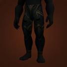 Gladiator's Chain Leggings Model