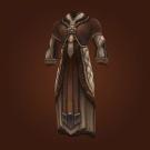 Wild Aspirant's Silk Robe, Wild Combatant's Silk Robe, Wild Combatant's Robes of Prowess Model