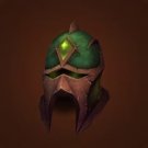 Mask of the Fury Hunter Model
