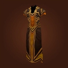 Geomancer's Wraps, Funeral Pyre Vestment Model