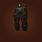 Firecat Leggings Model