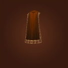Cloak of Treason, Nether Cloak, Amber Cape Model