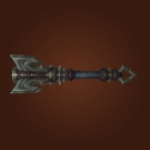Geomancer's Mace, Mereldar Scepter Model