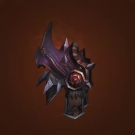 Gul'dan's Shoulderpads of Conquest Model