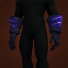 Valorous Terrorblade Gauntlets Model