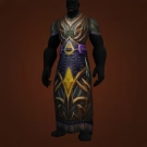 Scorched Wormling Vest, Stormrider's Raiment, Stormrider's Robes, Stormrider's Vestment Model
