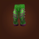 Hibernal Pants, Venomshroud Leggings, Deadly Borer Leggings, Nagahide Leggings, Eldr'naan Pants Model