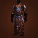 Guardian Serpent Robes, Guardian Serpent Raiment Model