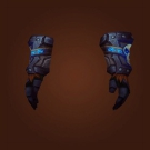 Crystalline Citadel Gauntlets, Rusty Frozen Fingerguards Model