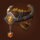 Pauldrons of the Timeless Hunter, Epaulets of the Devourer, Pauldrons of the Timeless Hunter, Windrunner's Spaulders of Triumph Model