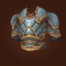 Relentless Gladiator's Scaled Chestpiece, Relentless Gladiator's Ornamented Chestguard Model