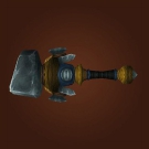 Summoner's Stone Gavel, Screw-Sprung Fixer-Upper, Frozen Scepter of Necromancy, Gavel of the Fleshcrafter Model