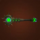 Vicious Gladiator's Baton of Light Model