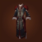 Robe of Eternal Dynasty, Imperial Ghostbinder's Robes, Robes of Creation, Imperial Ghostbinder's Robes, Vestments of Thundering Skies, Amaranthine Robe, Cloudscorcher Robe Model