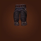Deadly Gladiator's Felweave Trousers Model