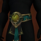 Crafted Malevolent Gladiator's Waistband of Cruelty, Malevolent Gladiator's Waistband of Cruelty, Malevolent Gladiator's Waistband of Cruelty Model