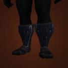 Acherus Knight's Greaves Model
