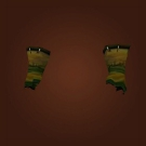 Thistlefur Gloves, Geomancer's Gloves Model