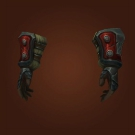 Wild Gladiator's Plate Gloves Model