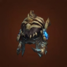 Dreadful Gladiator's Leather Helm, Crafted Dreadful Gladiator's Leather Helm Model
