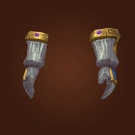 Flash Freeze Gauntlets, Reinforced Sapphirium Gauntlets, Reinforced Sapphirium Gloves, Reinforced Sapphirium Handguards Model