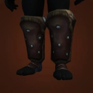 Boots of Falling Leaves, Boots of Burning Focus, Blackwater Boots, Crystalbinder Sandals, Spireflame Boots, Wall-Climber's Treads, Phoenix-Rider Boots Model