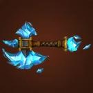 Wild Gladiator's Runeaxe Model