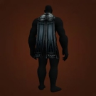 Spiked Chain Cloak Model