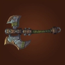 Steelspark Broadaxe, Irontree Broadaxe, Axe of Earthly Sundering Model