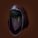 Lightning-Eye Hood, Nine-Tailed Helmet Model
