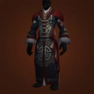 Robe of Eternal Dynasty, Robes of Creation, Vestments of Thundering Skies, Imperial Ghostbinder's Robes, Amaranthine Robe, Cloudscorcher Robe Model