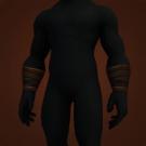 Wolverine Armguards, Splattered Zombie Wristguards, Ghrino Bracers, Nomadic Bracers Model