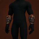 Eternium Rage-Shackles, Tarnished Fanatic's Shackles Model