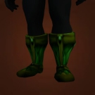 Brackwater Boots, Elven Chain Boots Model
