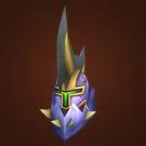 Faceguard of Wrath, Greathelm of Wrath, Helmet of Wrath, Helm of Wrath Model