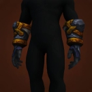 Gauntlets of the Demented Mind, Blackwater Raider Handguards, Gauntlets of Bound Elements Model