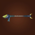 Transmogrification All Classes Staff Weapon Item Model List