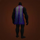 Crystalweave Cape Model