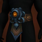 Undying Belt, Raider's Spikeholder Belt Model