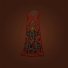 Disguise of the Kumiho, Shawl of the Shattered Giant, Royal Crimson Cloak, Royal Crimson Cloak Model