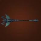 Gustwalker Staff, Gustwalker Staff Model