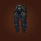 Leggings of the Tireless Sentry Model
